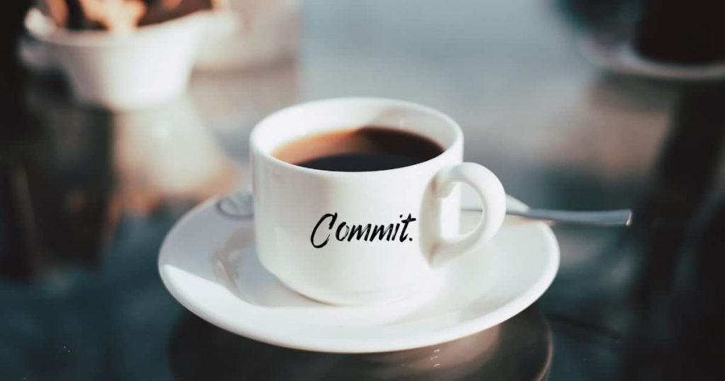 How to Reduce Money Fears - commit