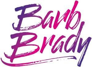 for post - branding barb brady logo